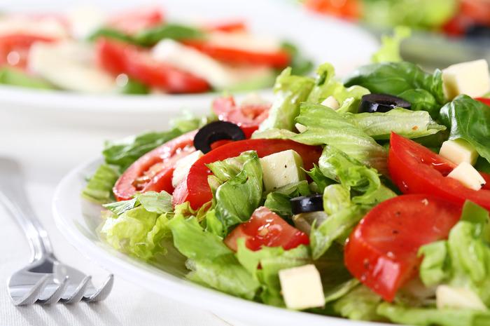 обед в офис салат овощной